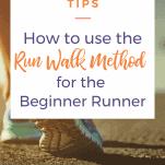 shoe beginner runner run walk method