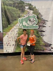 grandma's marathon race expo