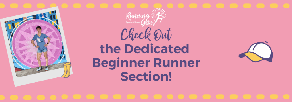 Beginner Runner Section
