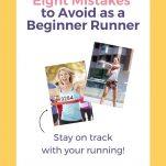 female runners smiling