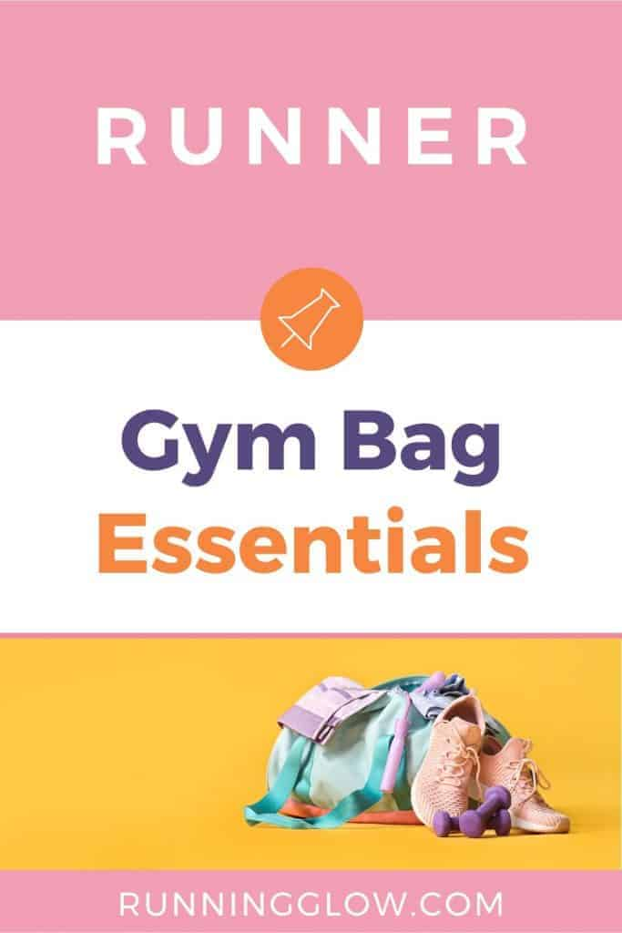 gym bag for runners