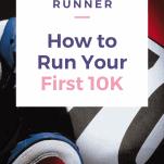 runner bib and 10K race