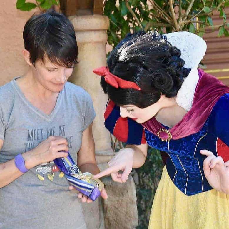 snow white dopey medal