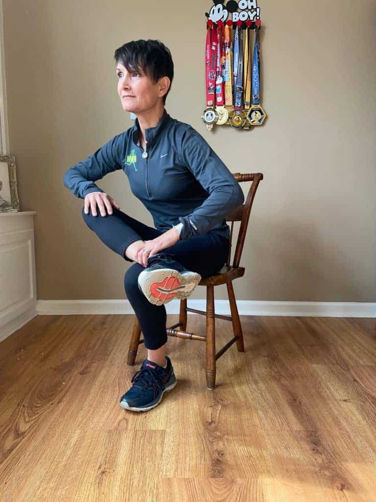 desk stretch runner hip mobility